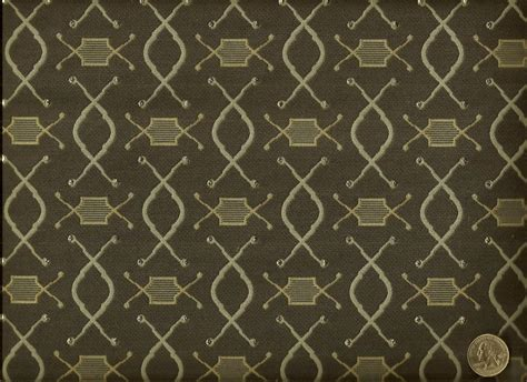 danish modern upholstery fabric cf stinson insignia slate mid century modern metallic