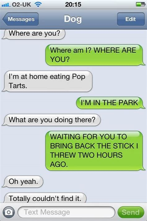 Funny Texts - 40 funniest text messages of all time