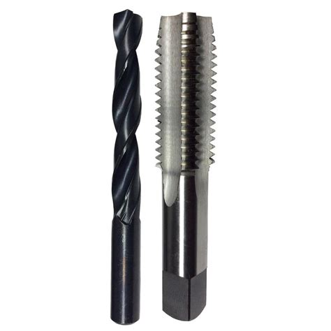 Tap Skc M20 X 2 5 drill america m20 x 2 5 high speed steel tap and 17 50 mm