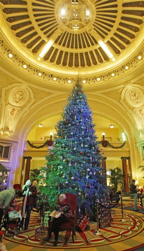 christmas tree in mobile s battlehouse hotel came from