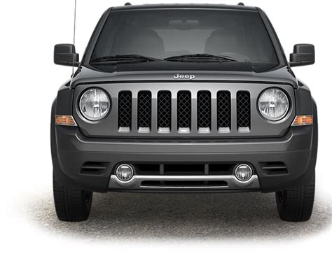 jeep patriot grill guard 2016 jeep patriot muscular exterior features