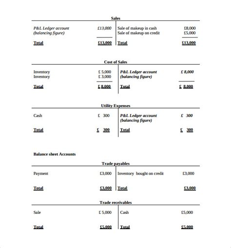 simple income statement 6 sles exles format