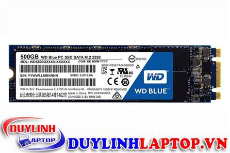 Hdd Ssd Wd Blue 500 Gb Sata á cá ng ssd wd blue sata m 2 2280 500gb th 225 o m 225 y chẠt læ á ng tá t