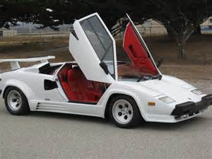 Lamborghini Countach 5000 Sale 1988 Lamborghini Countach 5000s For Sale