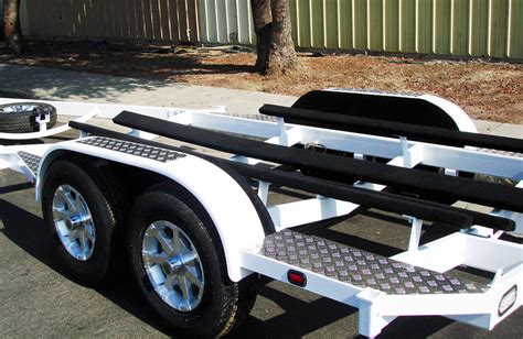 aluminum boat trailer fender step shadow trailer options