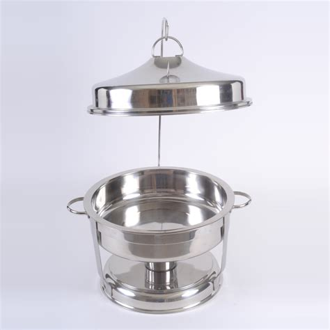 Bell Chafing Dish chafing dish with lid stand golden chef