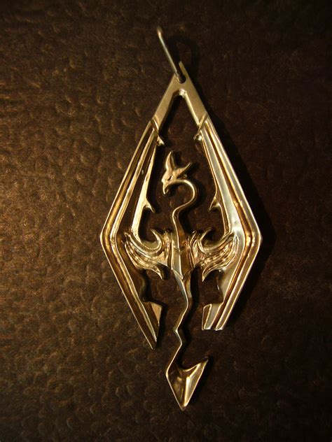 skyrim pendant by corroder666 on deviantart