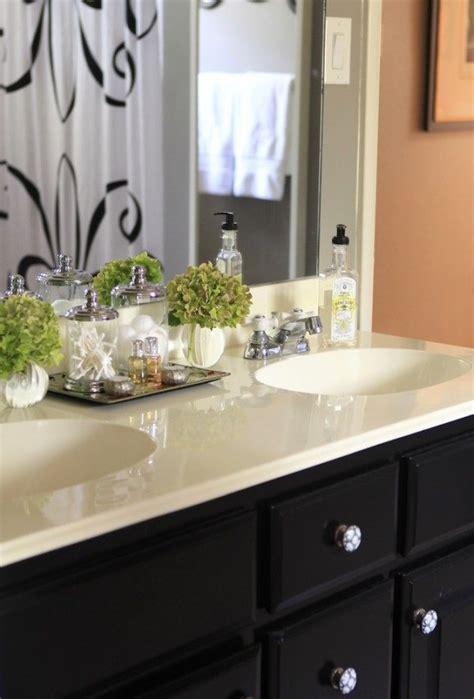 ideas  bathroom counter decor  pinterest