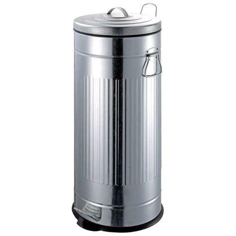 poubelle a pedale cuisine kitchen move poubelle de cuisine 30 l achat vente