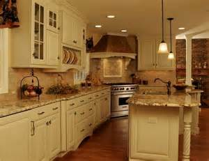 Country Kitchen Backsplash Best Country Kitchen Ideas Kitchenstir