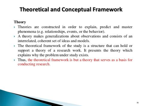 exles of theoretical framework in research paper sle of theoretical framework in research paper