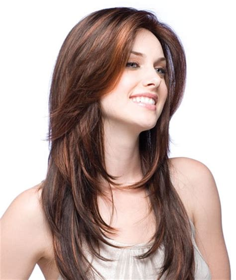 long straight hair style collections
