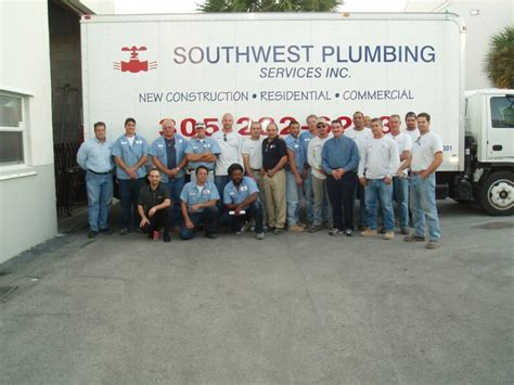 Plumbing South West by Southwest Plumbing Services Miami Fl 33186 Angies List