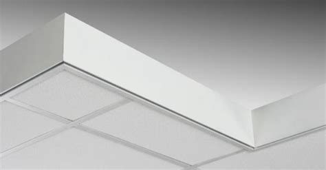 infinity r reveal edge perimeter trim for suspended