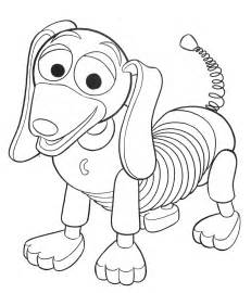 Toy Story Coloring Pages  Free Printable sketch template