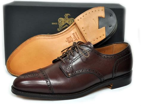alden mens shoes new alden mens shoes cap toe style 958 made in usa 430 ebay
