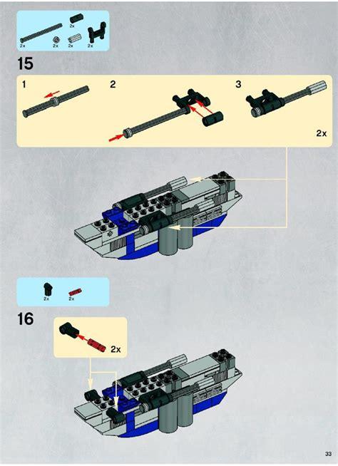 Lego 8128 Wars Cad Banes Speeder lego cad bane s speeder 8128 wars