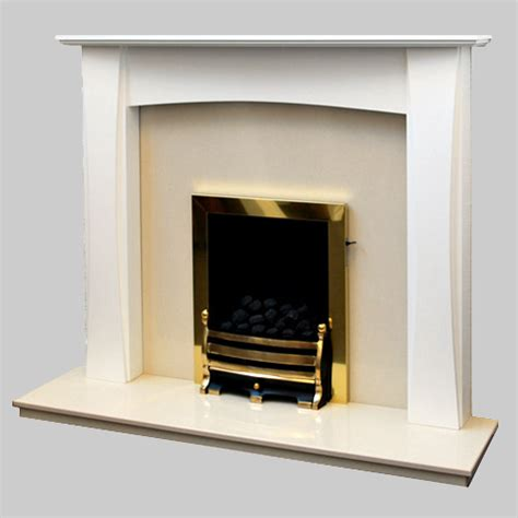 The Lorna White Fireplace Nottingham London Leicester Uk White Fireplace Surrounds