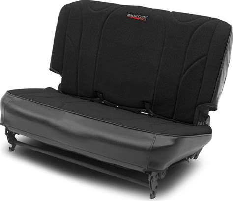 mastercraft bench seat mastercraft 702004 mastercraft slip fit rear seat cover