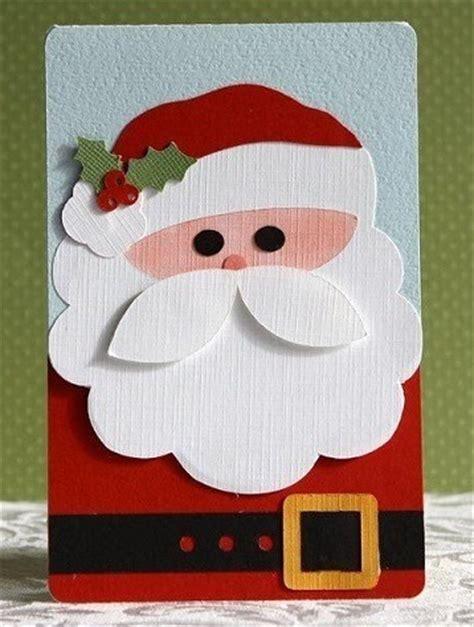 santa cards to make 51 diy card ideas for