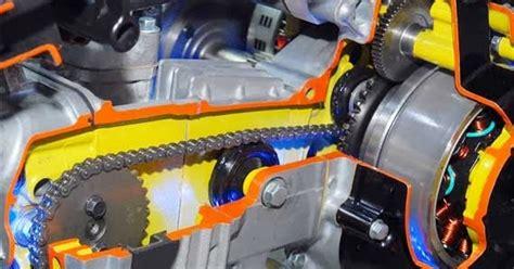Rantai Keteng Kawasaki Kaze Zone why45 motor ukaran panjang rantai sintrik krat keteng
