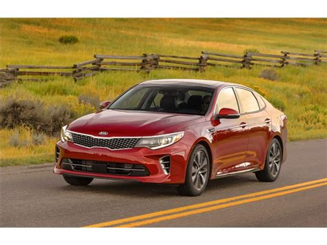 Kia Optima Customized 2017 Kia Optima Prices Reviews And Pictures U S News