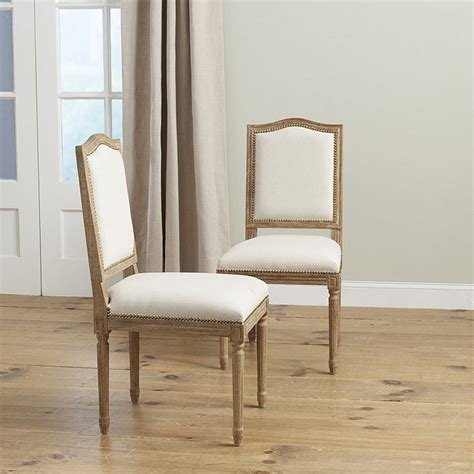 Ballard Design Dining Chairs Antonia Camelback Dining Chairs Set Of 2 Ballard Designs