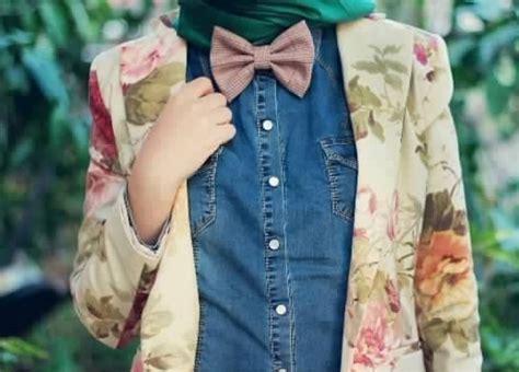 Blouse Atasan Aliya Catur Kotak Real Picture til dengan preppy look buat hijabers bisa banget co id