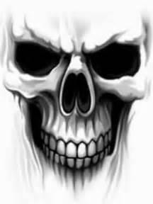 demon skull drawings evil skull drawings transparent