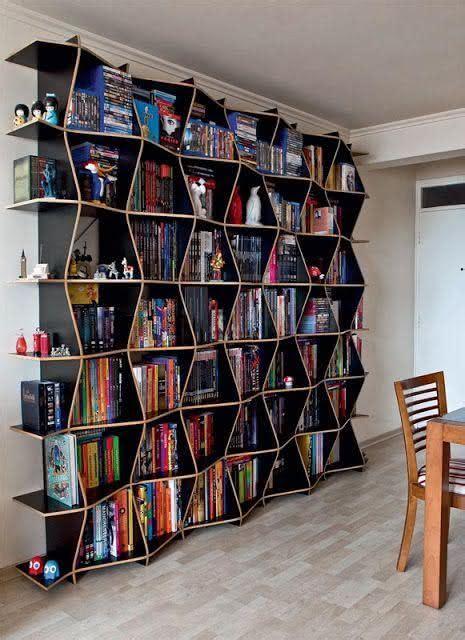 50 estantes de livros inspiradoras de diversos modelos