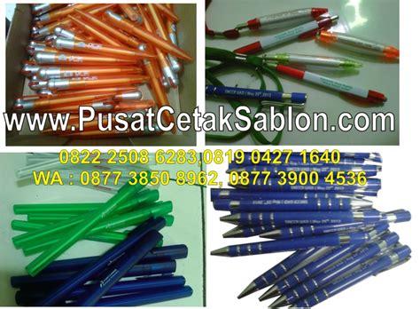 Kain Spunbond Jombang jasa cetak pulpen murah pusat cetak sablon merchandise