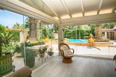 terrazze chiuse con vetrate stunning terrazze chiuse con vetrate images idee