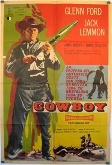 cowboy film jack lemmon man down short stories and movie posters on pinterest