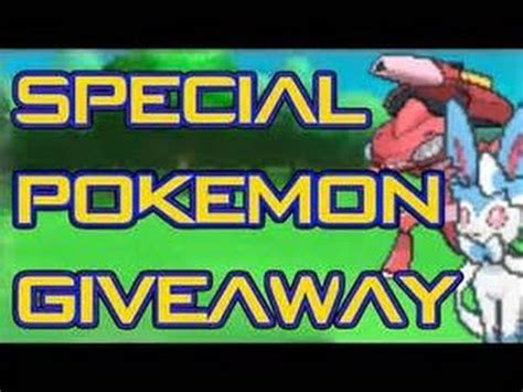 Pokemon Xy Giveaway - pokemon xy and oras giveaway youtube