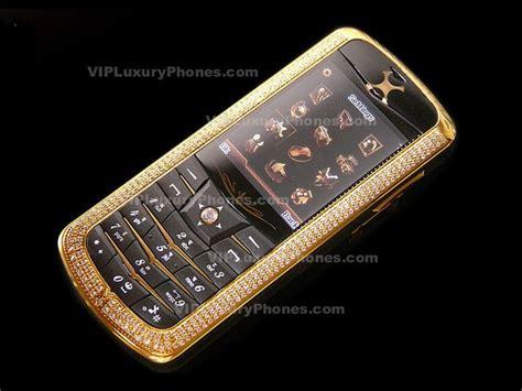 vertu luxury phone vertu stylish gold mobile vertu cell phones
