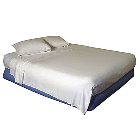 ez bed ez bed jersey airbed sheet set bed bath beyond