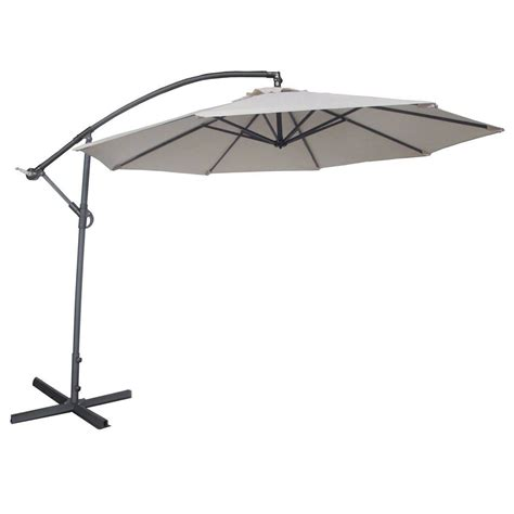 Backyard Creations Cantilever Umbrella Abba Patio 10 Offset Cantilever Umbrella Forums Cnet