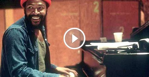 marvin s room play someone isolated marvin gaye s vocal track from quot i heard it through the grapevine quot and it will