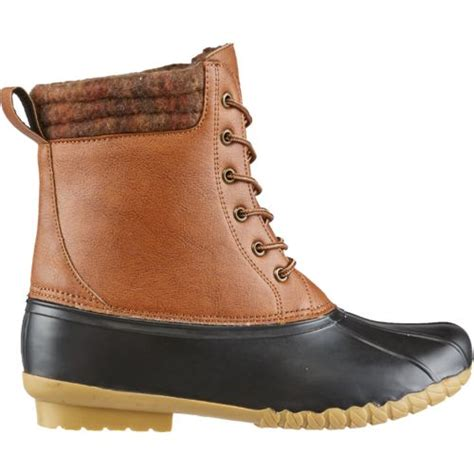 womans duck boots magellan outdoors s duck boots academy