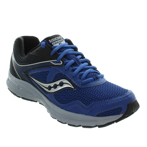 saucony athletic shoes saucony cohesion 10 running shoes
