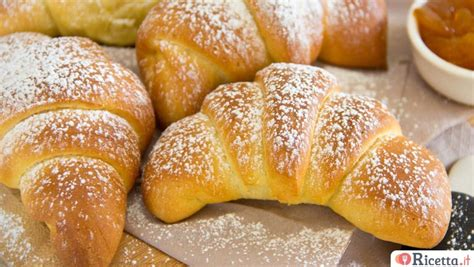 fare dolci in casa ricetta brioches fatte in casa consigli e ingredienti
