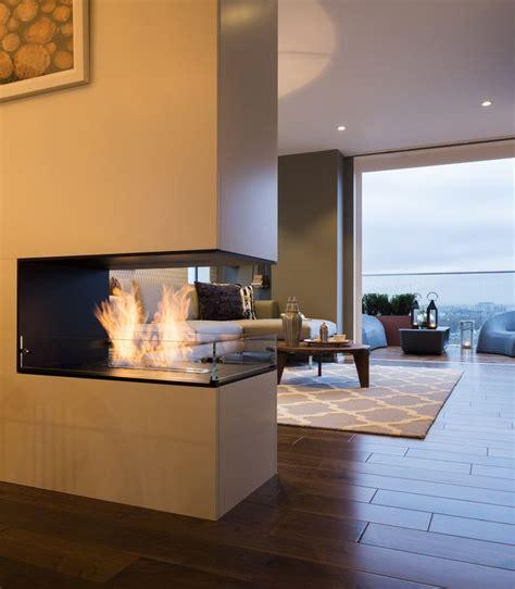 best 25 3 sided fireplace ideas on
