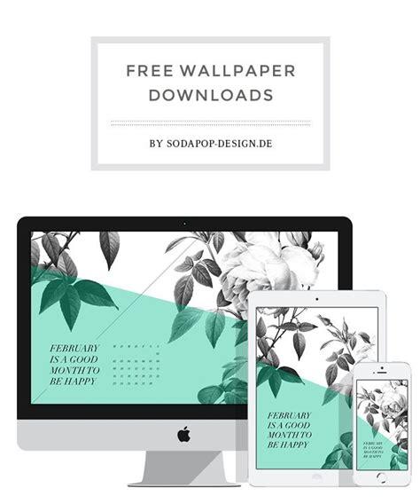 sodapop design kalender free wallpaper februar desktop hintergrund grafikdesign