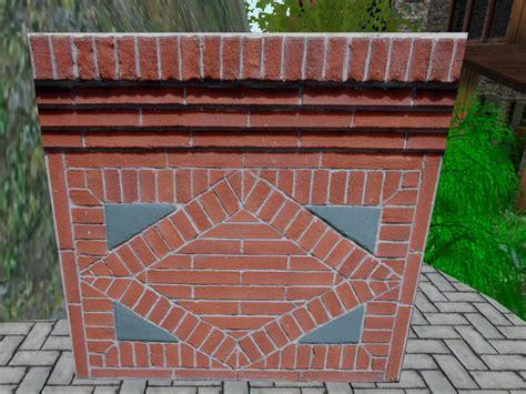 decorative brick wall panels second marketplace ornamental ornate