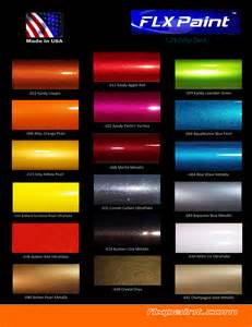 dupont automotive metallic color chart bing images