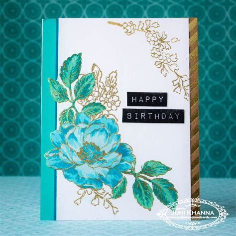 Juhi Handmade Cards - 17 best images about cards altenew hibiscus floral