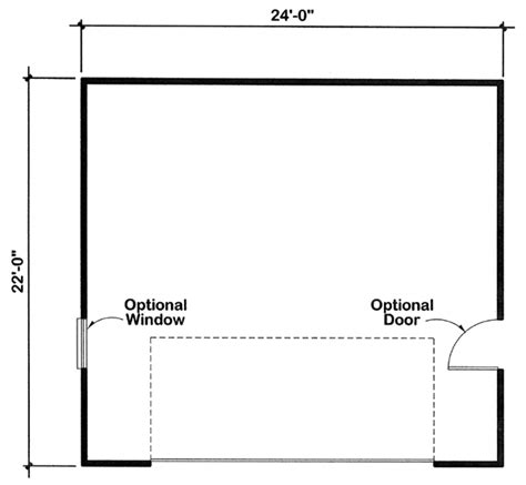 Garage Door Floor Plan by 24x32 Cabin Floor Plans Studio Design Gallery Best
