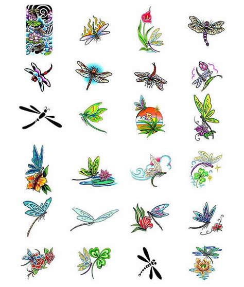 free dragonfly tattoo designs dragonfly tattoos
