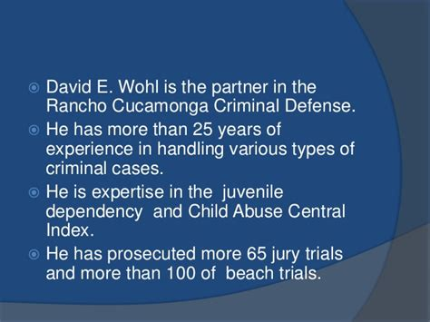 Attorney Rancho Cucamonga 5 by Experienced Criminal Defense Attorney In Rancho Cucamonga