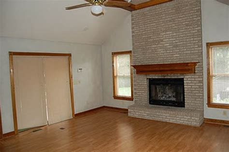 Modernize Brick Fireplace by Remodelaholic Update The Color Of Your Brick Stained